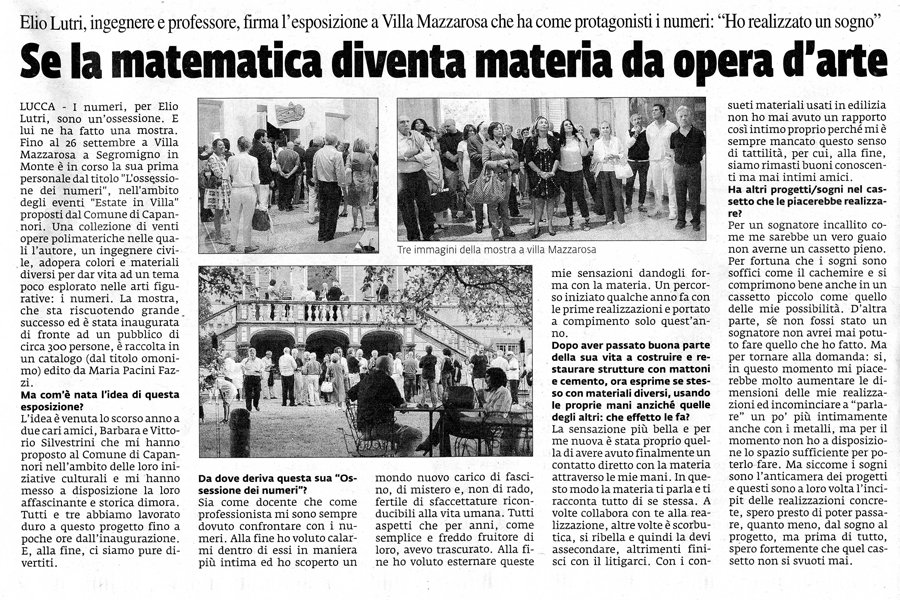 Corriere Lucca 12-09-10